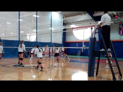 The Governors Academy Volleyball 2013