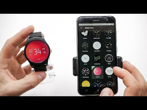 Ticwatch 2 Smartwatch | Android, IOS | OLED display