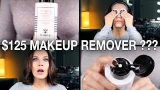 $125 MAKEUP REMOVER WTF? | First Impressions