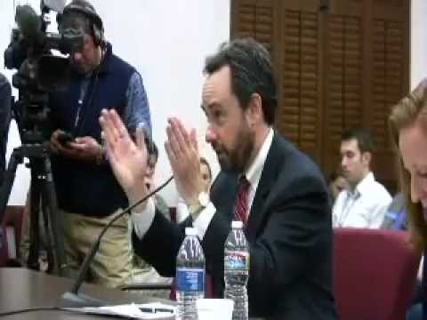 Kopel testimony on Universal Background Checks