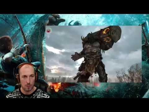 God of War 4 Первый Взгляд Это Будет ЭПИЧНО