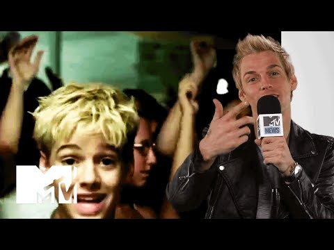 Aaron Carter's Reaction To 'Aaron's Party'... It's Hilarious | MTV