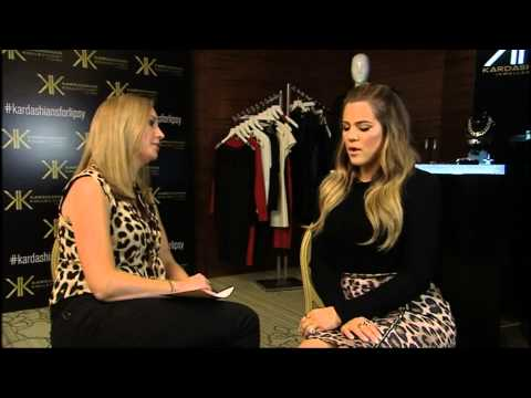 TV3's Ireland AM: Anna meets Khloe Kardashian