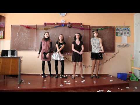 Новогодний праздник. Школа 31 (Kiev 20/12/2011)