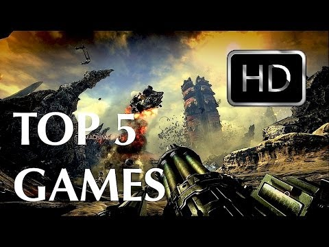Top 5 PS Vita Games (As of 2014-2015) HD