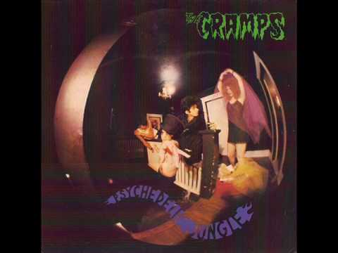 Cramps - Cant Find My Mind