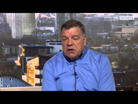 Sam Allardyce pays tribute to Dylan Tombides on Goals on Sunday