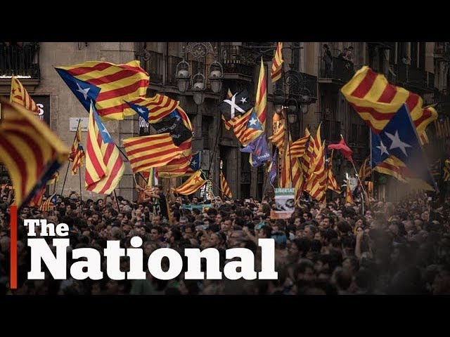Spanish PM axes Catalan government after region declares independence