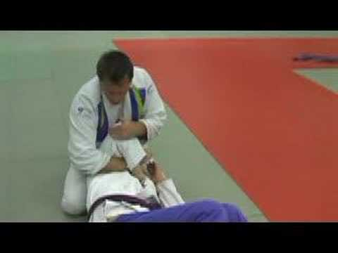 Brazilian Jiu-Jitsu (Arm-Choke/ North South Choke) with Blackbelt Lars Wallin Image 1