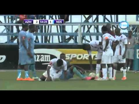 Ligi Kuu Ya Tanzania/Azam Football Club Vs Ndanda Footbal Club