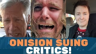 Onision Files Suit Against Critics Mr. Repzion & Chris Hansen!
