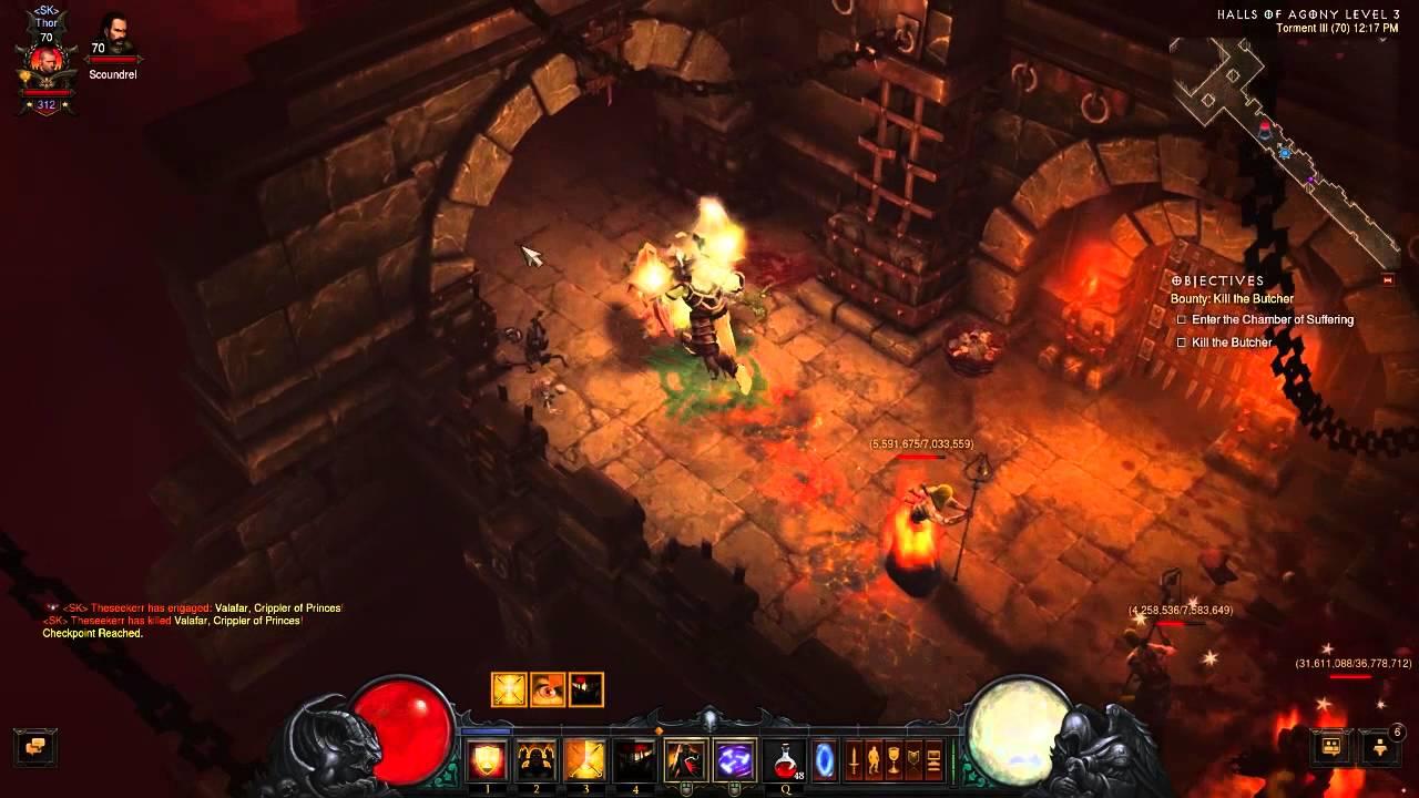 Diablo  Crusader Builds
