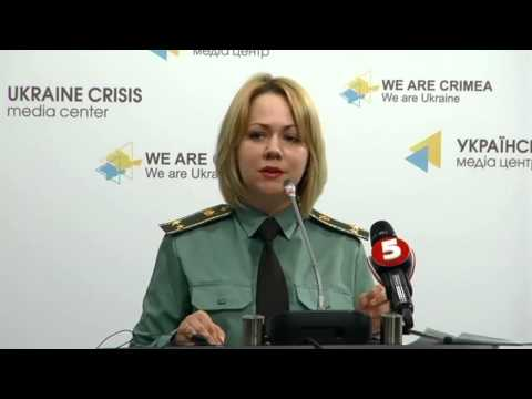 United briefing of ATO and Ministry of Defense speakers. Ukraine Crisis Media Center, 26-05-2015