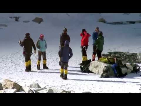 On the Day of the Everest Avalanche