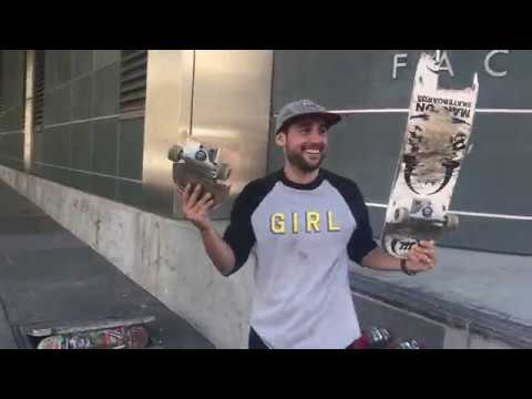 Skate The Bay Video One