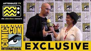 Scott Menville (Teen Titans Go!) @ San Diego Comic Con 2015
