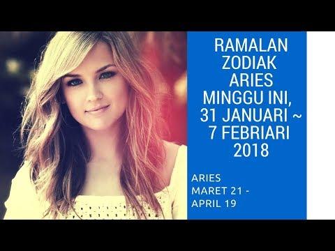 Ramalan Zodiak Aries Minggu Ini, 29 Januari ~ 4 Februari 2018