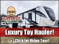 NEW MODEL 2020 Seismic 3512 Toy Hauler Luxury Jayco Fifth Wheel RV