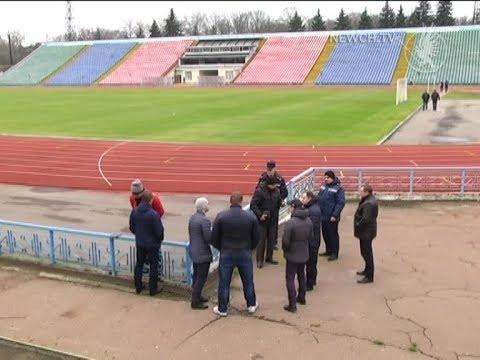 Матч Десна-Динамо | Телеканал Новий Чернігів