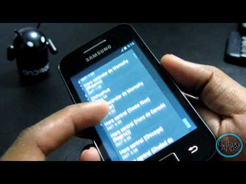 Ice Cream Sandwich 4.0.4 en tu Galaxy Ace con CM9 RC2 rom: Tutorial paso a paso (Español Mx)