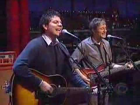 Wilco - War On War (Letterman)