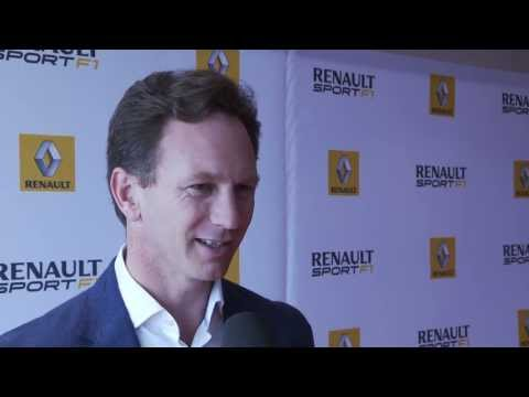 Renault Energy F1-2014 - Interviews (Official HD)