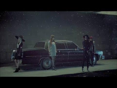 2NE1 - 'MISSING YOU' (Japanese Ver.) Short Ver.