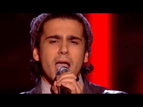 The Voice UK 2013 | Liam Tamne performs 'This Woman's Work' - Blind Auditions 2 - BBC One