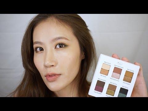 Celeste Wu 大沛 | Meet Matt(e) Shmaker 眼影盤妝容分享