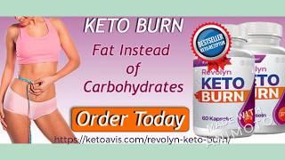 Revolyn Keto Burn Diet Pills Reviews