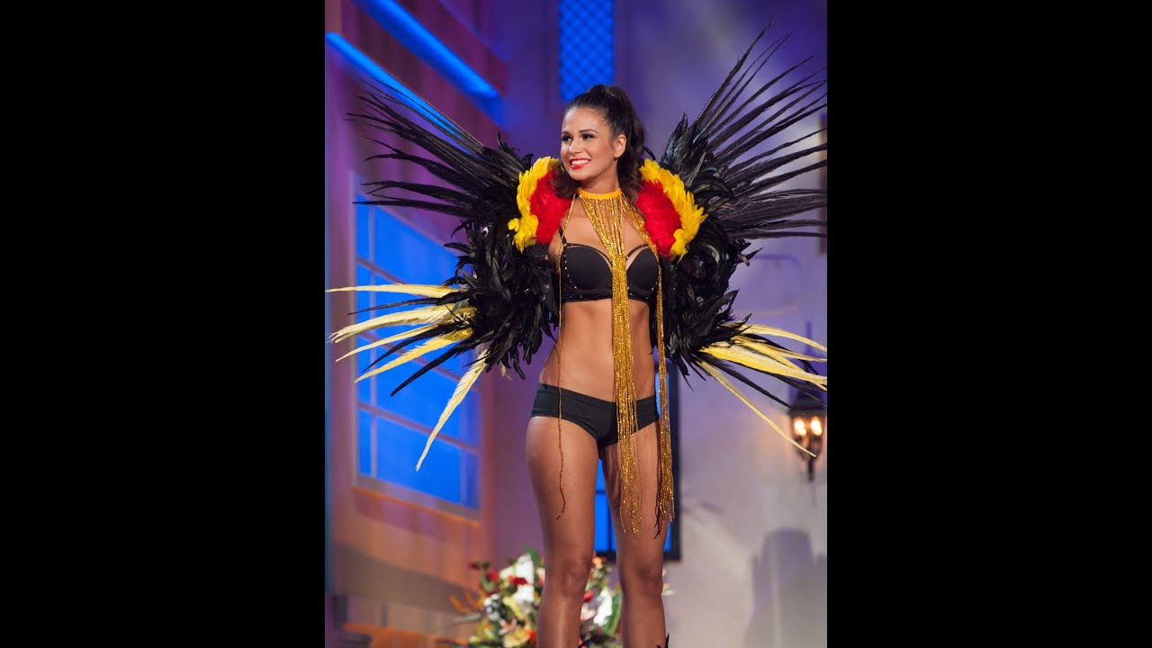 All Miss Universe National Costumes 2015 (HD) - YouTube