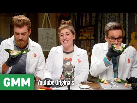 Dissecting A Frog w/ Mayim Bialik