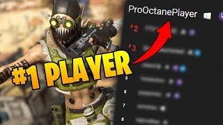 What a Rank 1 OCTANE Player Looks Like..!! - NEW Apex Legends Funny Epic Moments #61