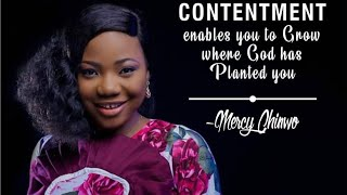 Mercy Chinwo - Satisfied album 2020