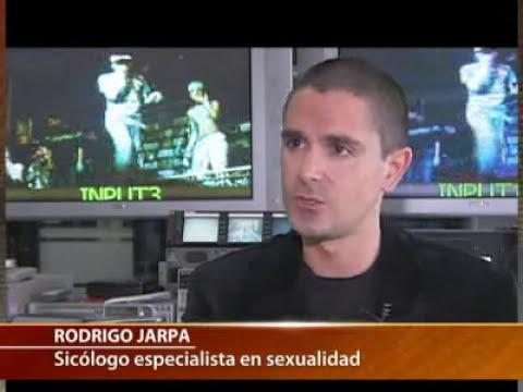Abuso Sexual en vivo [Nota Canal13 Chile]