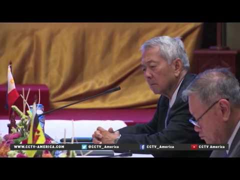 Top ASEAN diplomats gather in Laos