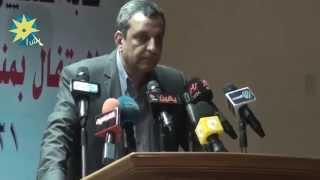 بالفيديو : يحيى قلاش في احتفالية نقابة الصحفيين بعيدها ال 74