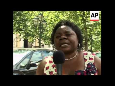 Protests against DRCongo as independence anniversary marked