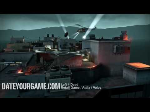 Left 4 Dead Walkthrough No Mercy 5 Rooftop Finale Gameplay Music Videos