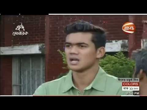 Taskin Bangladesh Cricket Fast Bowler, Pacer Interview At Channel 24.Eid Ul Fitre 2016.