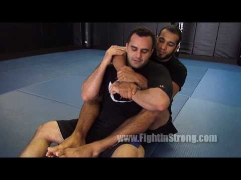 BJJ SWITCHING ARMBAR DRILL Image 1
