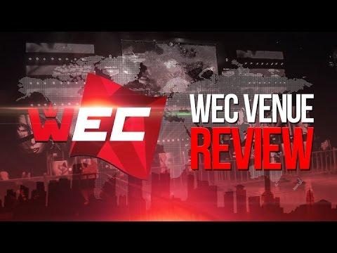 WEC Venue review + Pick phase + Dendi's fan-girl (ENG Subs)