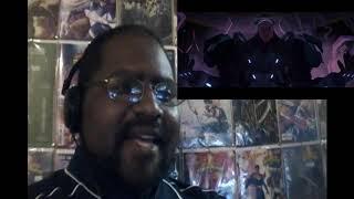 T. Jack Reacts: Overwatch character origin Sigma