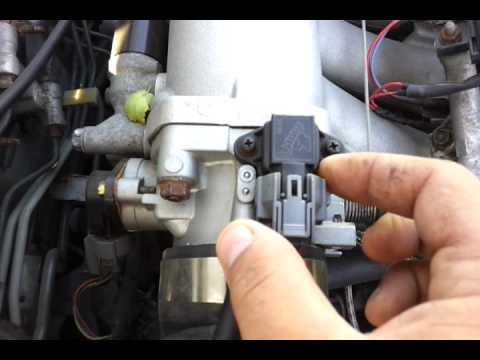 map sensor  connector problem youtube