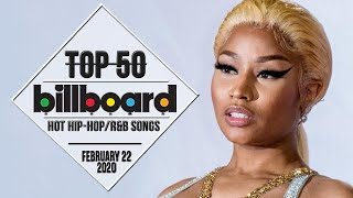 Top 50 • US Hip-Hop/R&B Songs • February 22, 2020 | Billboard-Charts