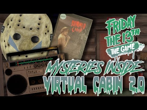 VIRTUAL CABIN 2.0   The Tapes, Radio Secrets, Back Door   Frequently Asked Questions   F13: The Game