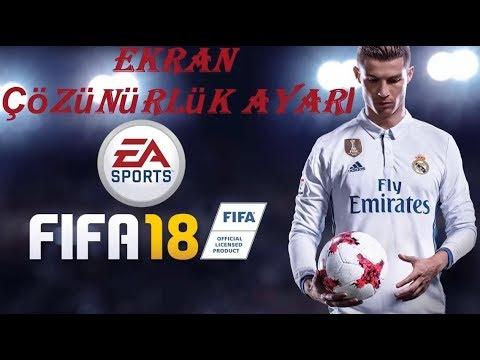 FIFA 18 Grafik Ayarları Nasıl Yapılır #1