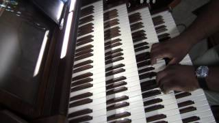 To God be the glory - Walker Technical Organ