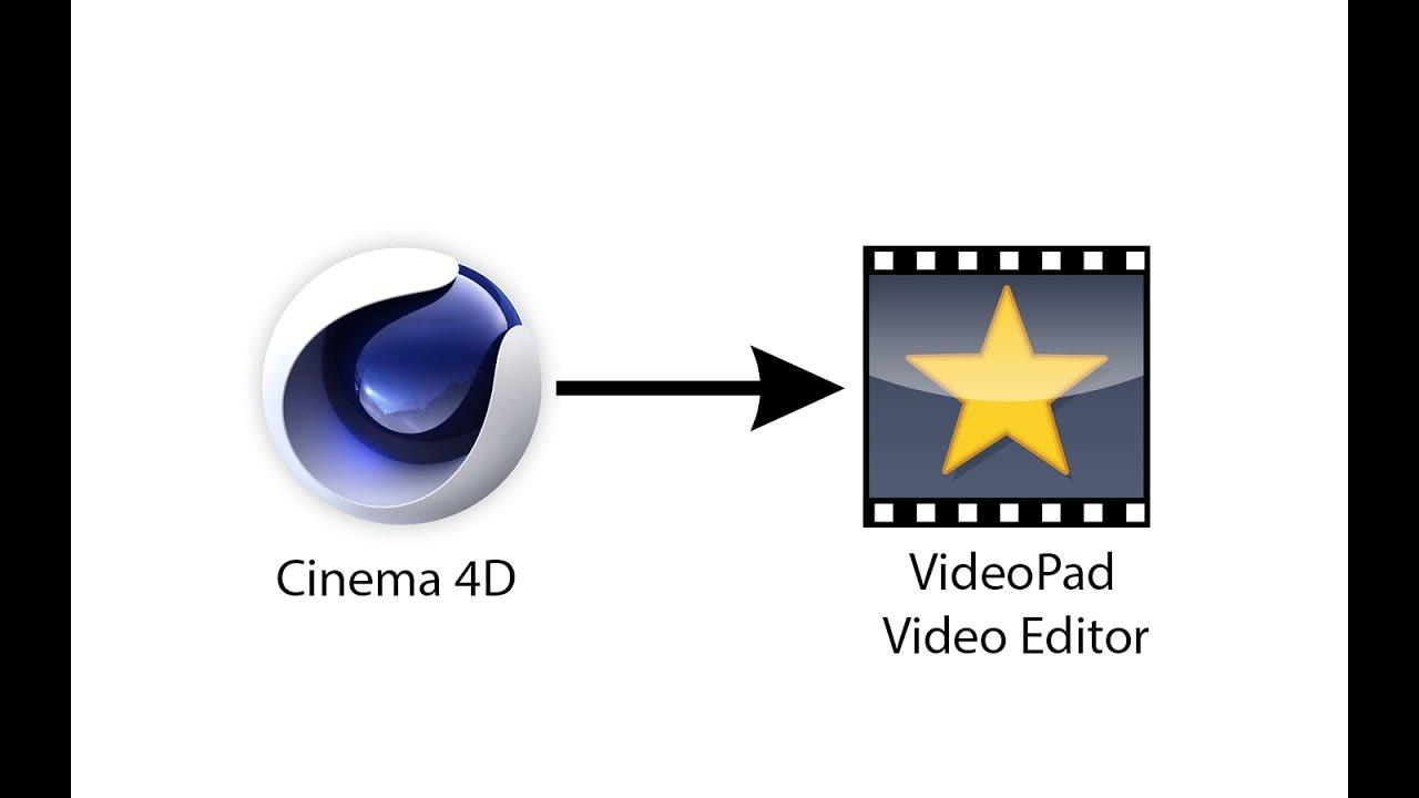 Как сделать интро в videopad