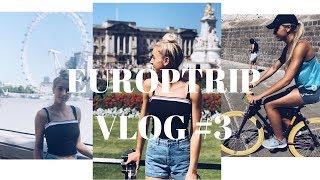 EUROPE TRIP VLOG #3 !!